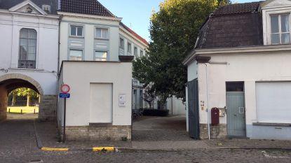 Winterse daklozenopvang voortaan in Prinsenhof