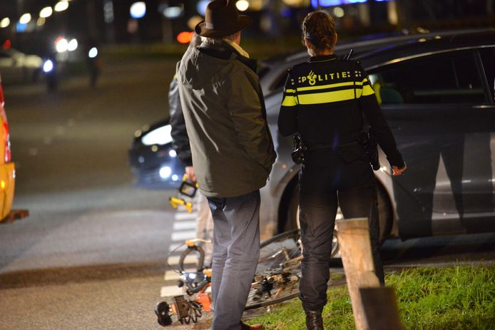 Ongeval Princenhagelaan in Breda
