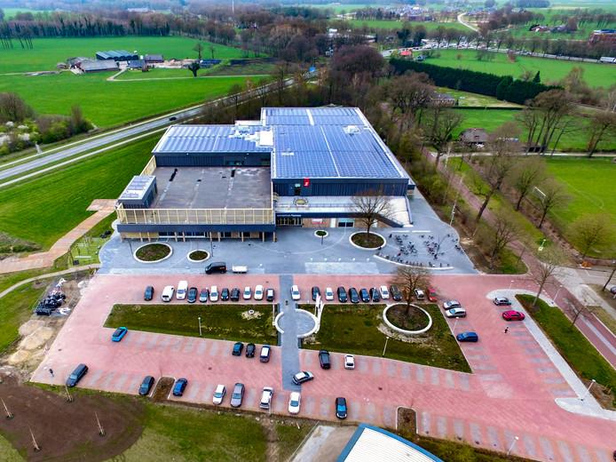Sportcomplex Nieuw Tijenraan in Raalte.