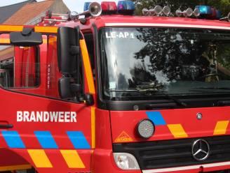 Oude tractor in loods uitgebrand in verdachte omstandigheden: probeerde iemand 'm te stelen?