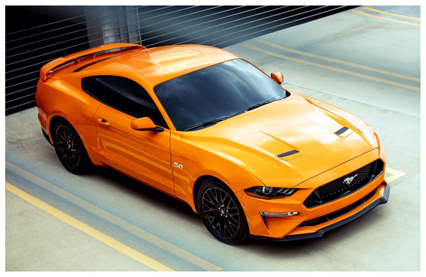 De Ford Mustang 5.0 V8 wordt bijna 20.000 euro goedkoper.