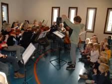 Jonge maestro's dirigeren Vughts symfonieorkest