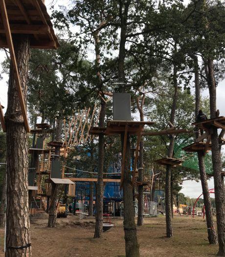 Géén schade aan bomen door klimbos IJzeren Man, blijkt uit onderzoek van bomendeskundige