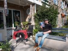 Ook gezondheid van Richard verbetert door verbouwing appartementencomplex