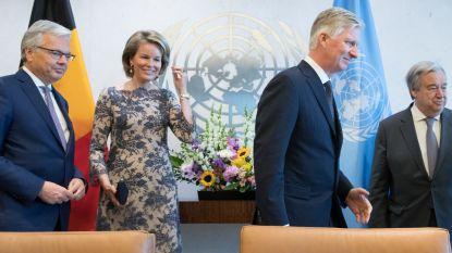 Reynders optimistisch over Belgische kansen om verkozen te worden in VN-Veiligheidsraad