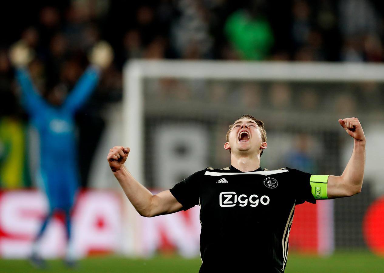 Champions League ; Juventus-Ajax 1/4 finale