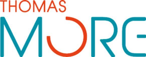 Het logo van de Thomas More-hogeschool