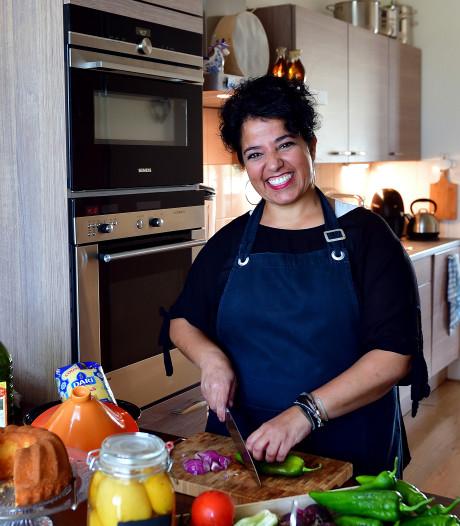 Miriam uit Bergen op Zoom heeft een cateringbedrijf: 'Mijn moeder zei: eerst leren koken en daarna zie je wel'
