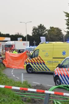 Motorrijder verongelukt op N209 bij Bleiswijk