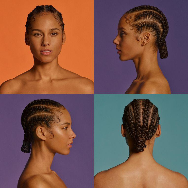Alicia Keys - ALICIA Beeld