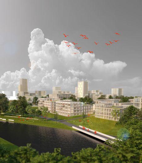 Zo ziet de nieuwe wijk naast de Kuip er straks uit