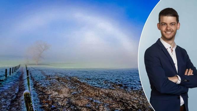 Mysterieuze witte regenboog gespot in België: hoe kan jij hem ook zien?