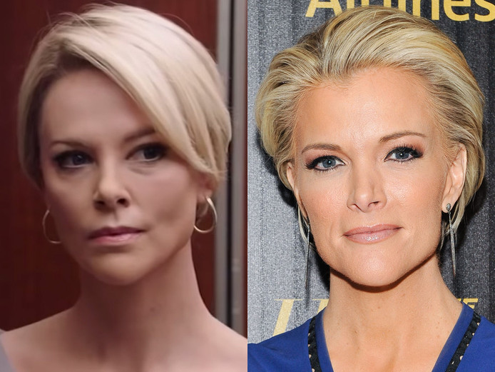 Charlize Theron / Megyn Kelly