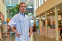 Cardioloog Koen Teeuwen.