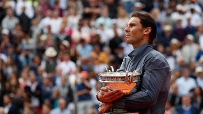 Roland Garros van 27 september tot 11 oktober, tennisseizoen herstart in augustus