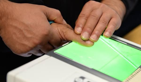 Politie wil toegang tot vingerafdrukken van vreemdelingen