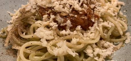 """LEKKER LOKAAL Takeaway bij Au Gusto: """"Pasta én wijn bij een echte Italiaan"""""""