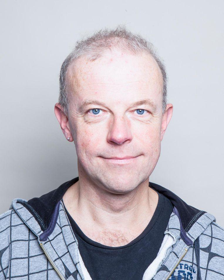 Maarten Keulemans. Beeld de Volkskrant