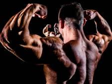 Apeldoornse bodybuilder Camiel (43) aan de top dankzij ijzeren discipline: 'Maar ik eet ook wel eens een patatje'
