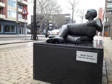 Beeld van naakte vrouw krijgt waarschijnlijk andere plek bij terugkeer in Apeldoorn