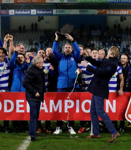 De Graafschap periodekampioen na overtuigende zege op Jong AZ: 5-1