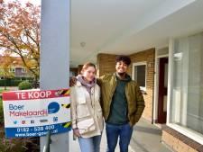 Starters hebben het megazwaar: zelfs in Gouda heeft 16.000 euro overbieden geen zin meer