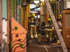 Brand op zolder in Vlaamsegas in centrum van Nijmegen: geen gewonden