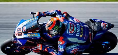 Van der Mark sluit WK Superbike af met vierde plaats