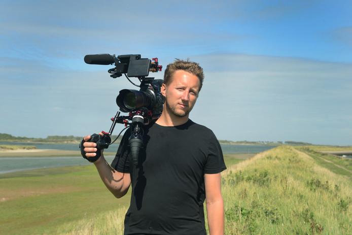Filmmaker Tjeerd Muller