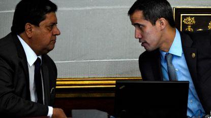 Rechterhand van Venezolaanse oppositieleider Guaidó opgesloten in militaire gevangenis