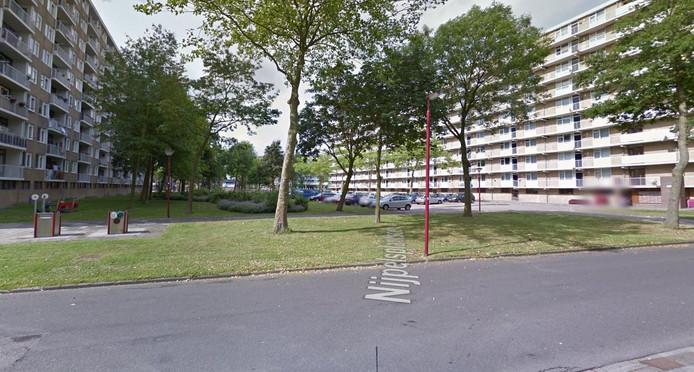 Rond het Nijpelsplantsoen in Nieuwegein is er veel overlast van jongeren.