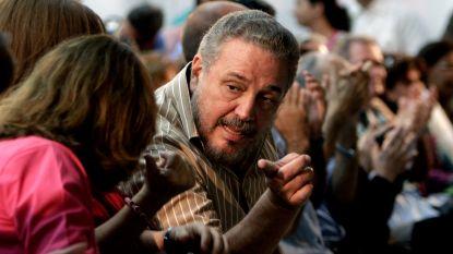 """Oudste zoon Fidel Castro (68) dood gevonden:  """"Zelfmoord"""""""