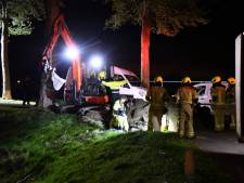 Drie huizen in Kwadendamme ontruimd na gaslek