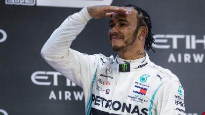 """F1-coureurs leveren in, maar rond wereldkampioen blijft het stil: """"Dat Hamilton nu maar bewijst dat hij geld niet belangrijk vindt"""""""