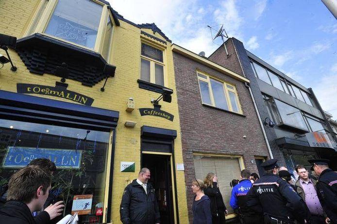 Coffeeshop Toermalijn opent 'volgens regels' | Tilburg | AD.nl