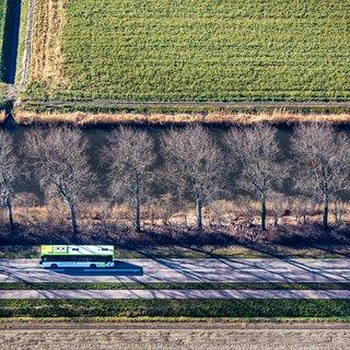 Hoe het kan dat het ov in Utrecht vastloopt, en Noord-Holland met lege bussen rijdt