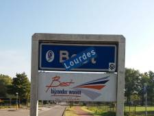 Niet langer 'Welkom in Best', maar 'Welkom in Lourdes'