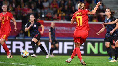 Bekijk hier hoe Kroatische keeper en verdediging de goals wel heel makkelijk weggaven