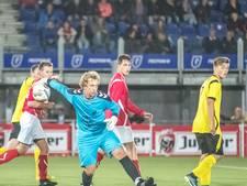 Wijthmen en Zalk spelen gelijk in stadion PEC Zwolle