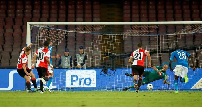 Jens Toornstra: Manchester City thuis en Napoli uit, dat is natuurlijk een moeilijk verhaal.