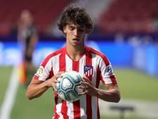 Félix met blessure aan de kant bij Atlético