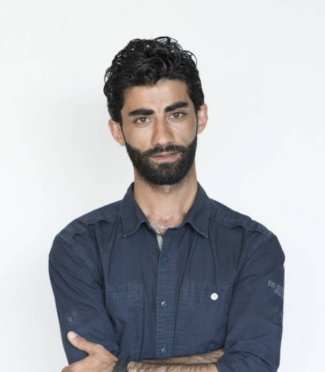 'Wat heeft een inwoner van Aleppo op de Arnhemse Korenmarkt te zoeken?'
