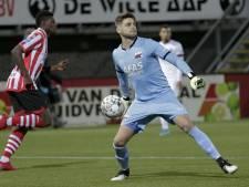 De Graafschap huurt AZ-doelman De Boer voor een jaar