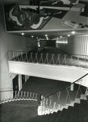 Het interieur van het Rembrandt Theater vlak na de oplevering, in 1955.