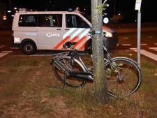 Automobilist rijdt door na aanrijding in Nijmegen