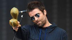Hint Liam Gallagher (op de meest bizarre manier) naar een terugkeer van Oasis?