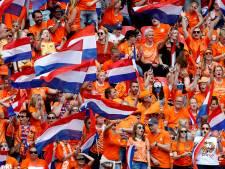 WK heeft nog wereld te winnen: contrast met Oranje-legioen is groot