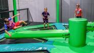 Trampolinepark Jump opent uitbreiding vol interactieve speeltjes