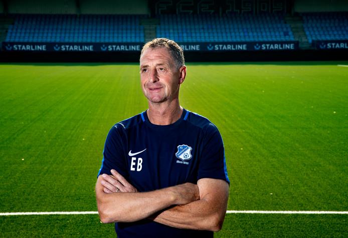 Ernie Brandts trainer FC Eindhoven