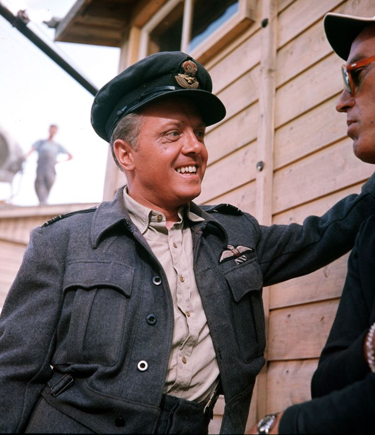 The Great Escape (1962). Beeld getty